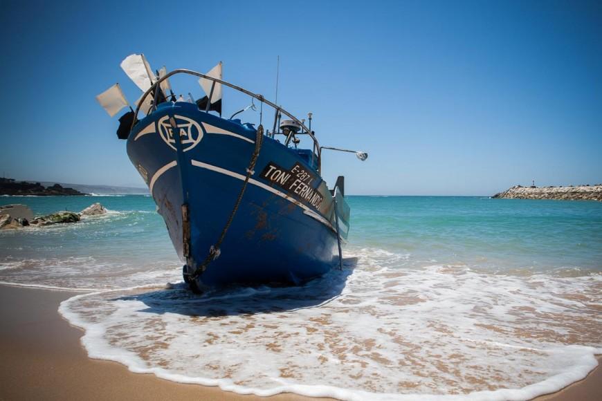 Pesca Ericeira - ph. Márcio Barreira
