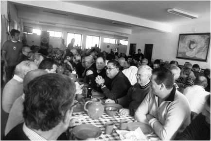 Almoço Caneja - ph. Afonso Costa Lopes
