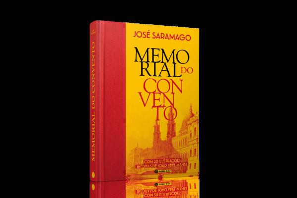 Memorial do Convento edição limitada 2016 - ph: MarcadoresDeLivros