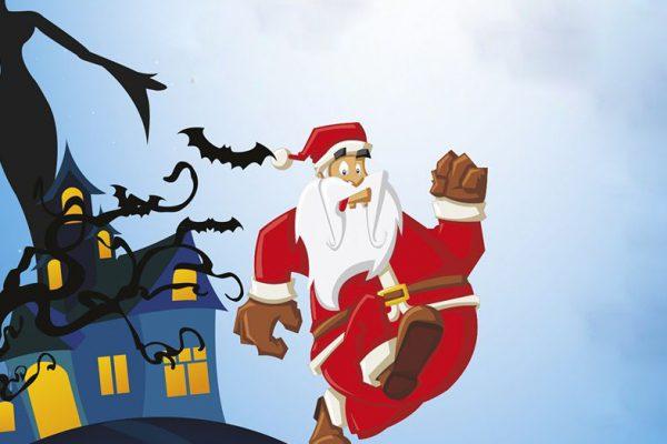 O Natal dos Vilões - ph: DR