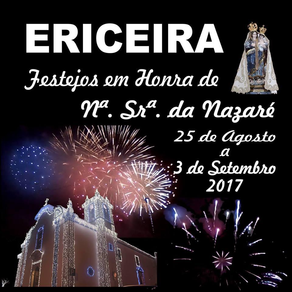 Nª Sra. Nazaré Ericeira 2017 - ph. DR