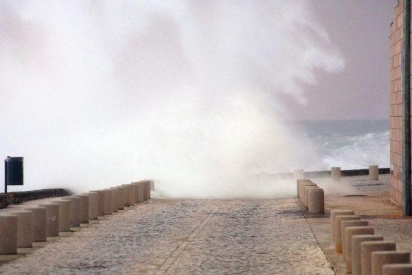 Tempestade Dóris. Furnas - ph. João Maria Jorge/AlémTejo100Lei