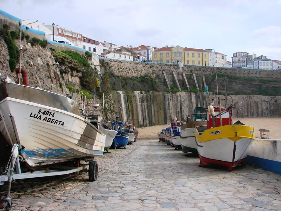 Barcos rampa Praia Pescadores - ph. Filipa Teles Carvalho