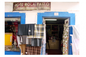 José Rola Paulo is now an historic shop
