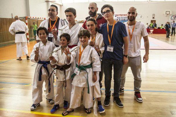 Karatecas Ericeira - ph. Rui Jorge Oliveira
