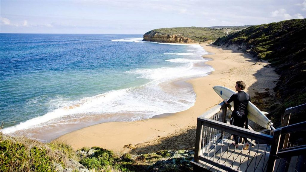Bells Beach - ph. Visit Melbourne