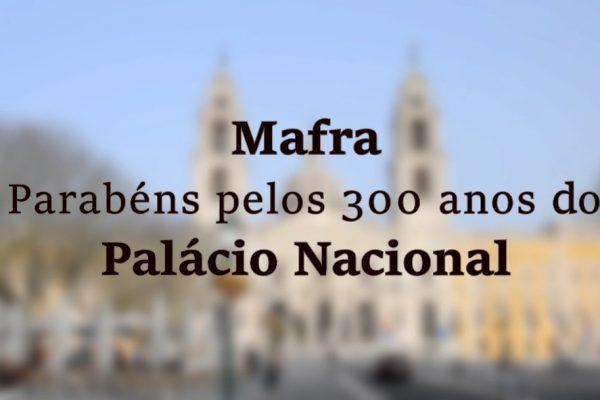 300 anos Palácio Nacional de Mafra - ph. AZUL