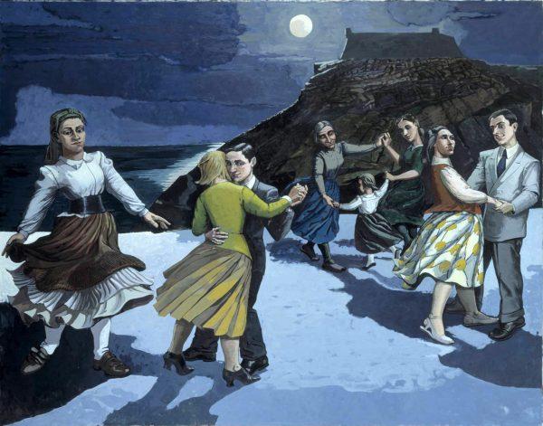 A Dança, 1988, Paula Rego