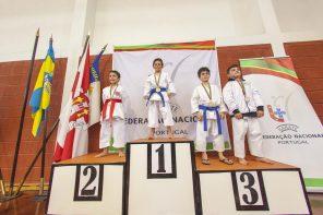 Martim Oliveira sagra-se Campeão Regional de Karate