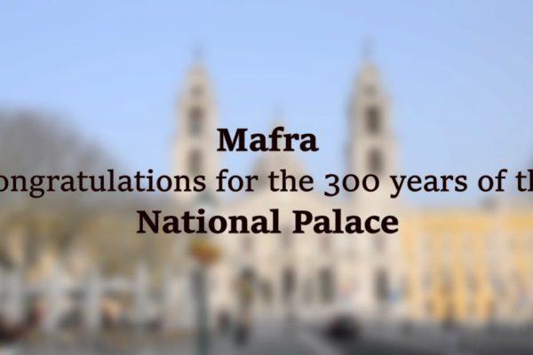 Vídeo da semana Palácio Mafra - ph. AZUL