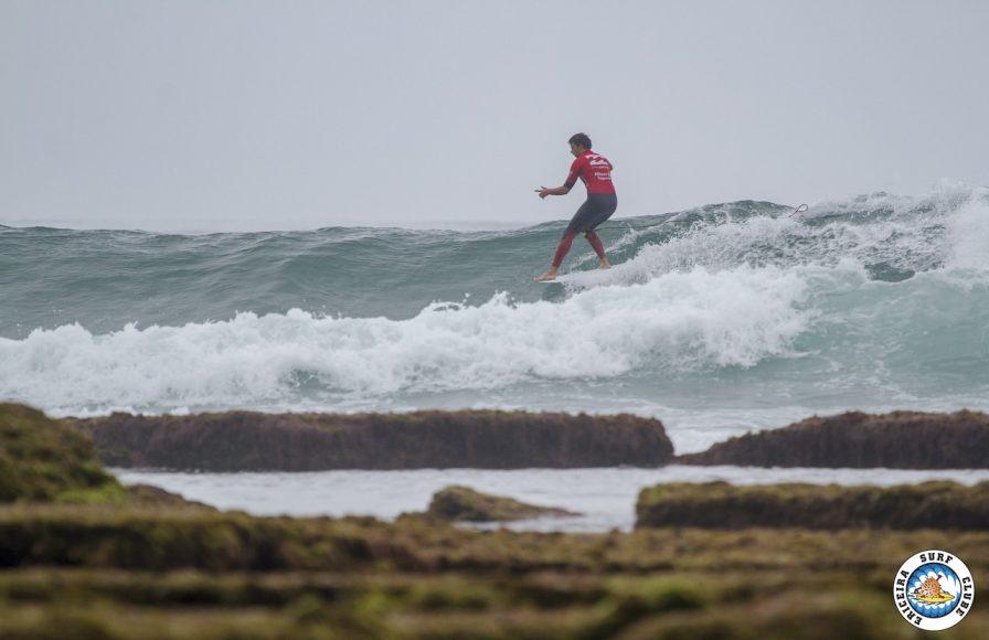 João Gama, atelta do Ericeira Surf Clube - ph. Álvaro Fr / ESC