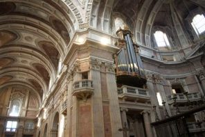 Descobertos antigos báculos da Basílica de Mafra