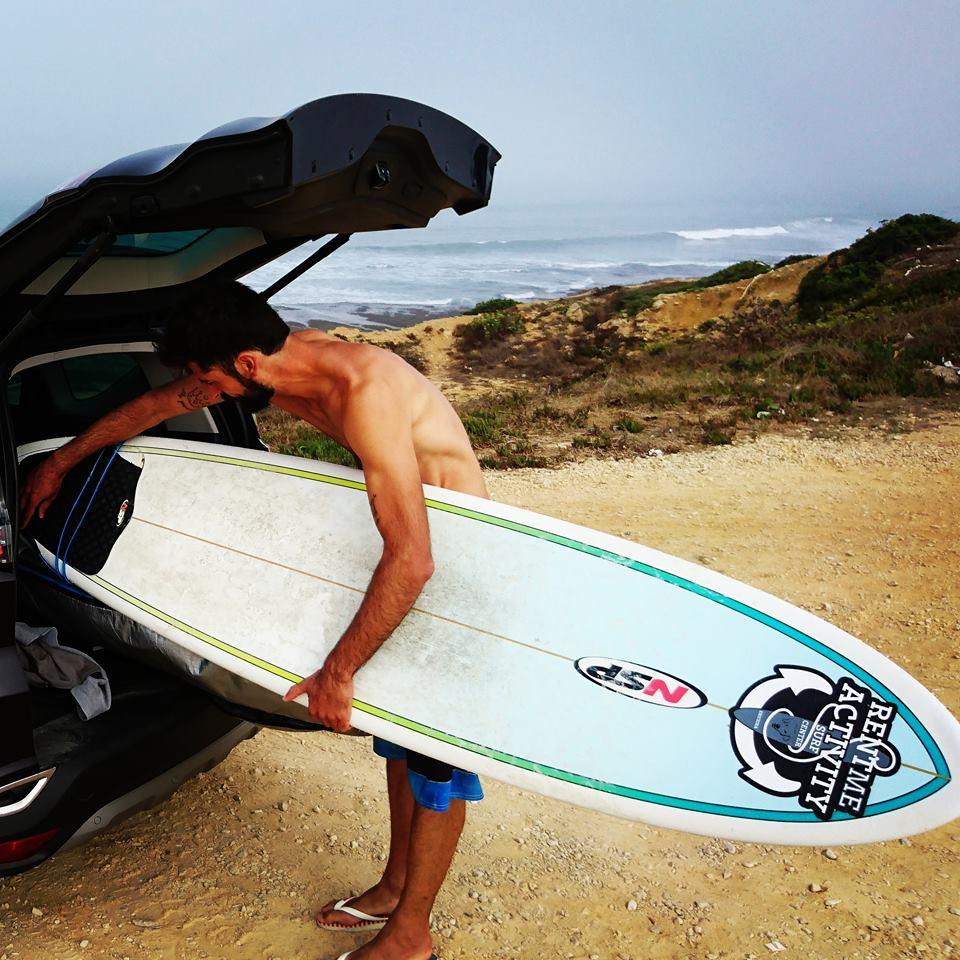 Surfer Raminhos