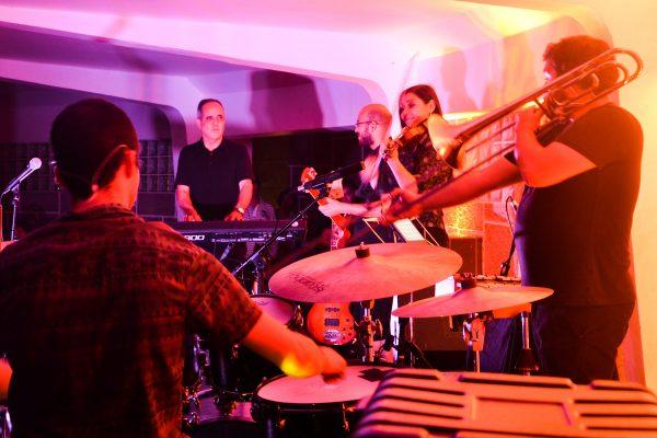 Rodrigo Leão no Santa Marta Lounge - ph. AZUL