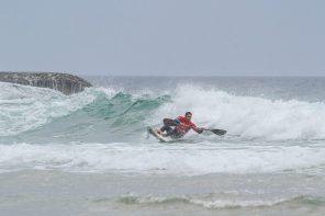 Campeonato Nacional juntou Kayaksurf e Waveski na Foz do Lizandro
