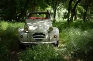 Encontro Mundial de coleccionadores do Citroën 2CV volta à Ericeira
