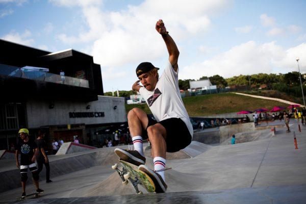 Skate - ph. Márcio Barreira