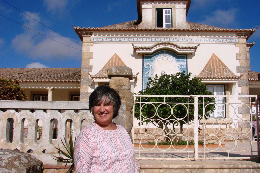 Paula Rego por quem a conheceu na Ericeira #1 ANA SOARES