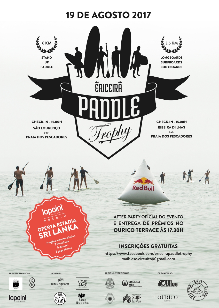 Ericeira Paddle Trophy 2017