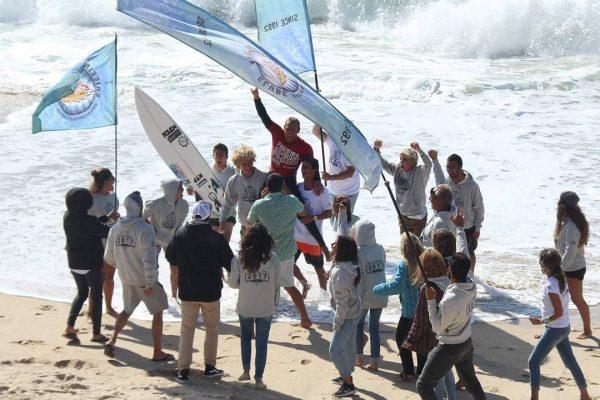 Ericeira Surf Clube Taça Portugal Surfing 2017 - ph. ESC / Pedro Broeiro