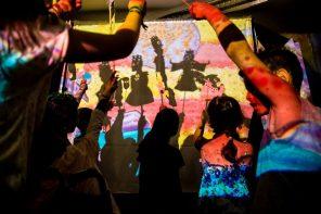 Festival Palco do Mundo no Jardim do Cerco