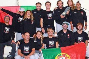 Portugal recupera título Europeu de Surf