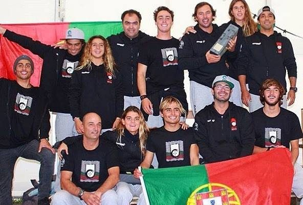 Portugal Campeão Europeu Surf 2017 - ph. DR
