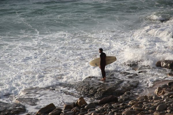 Surfista - ph. Sónia Nunes