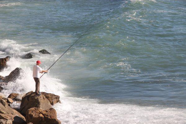 Pescador - ph. Sónia Nunes