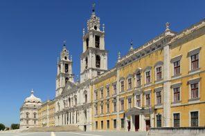 Palácio Nacional de Mafra entre os monumentos portugueses mais visitados