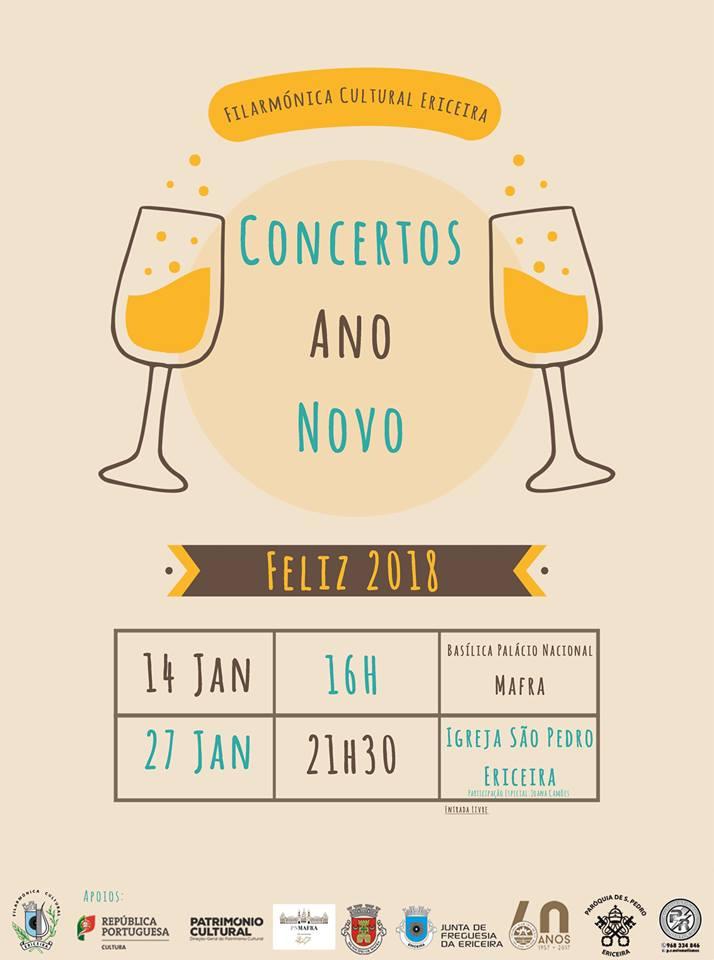 Concertos FCE