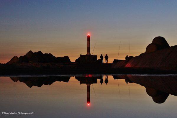 Pontão espelho crepúsculo - ph. Nuno Vicente