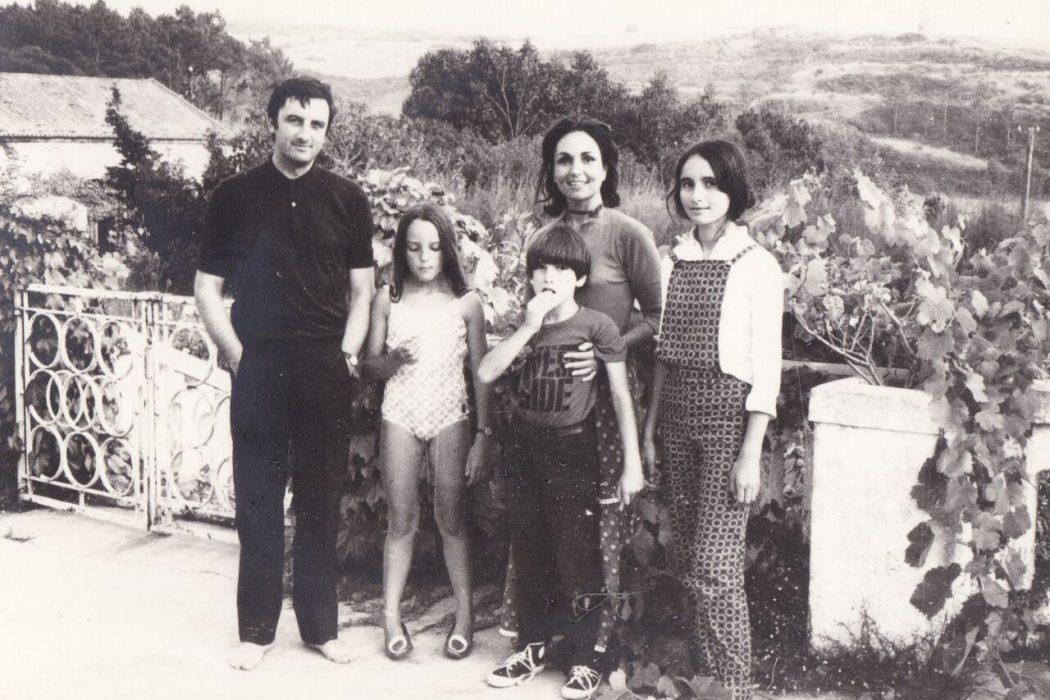 Paula Rego - ph. Arquivo Família Rego