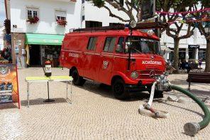 Ericeira vai comemorar o Dia Municipal do Bombeiro