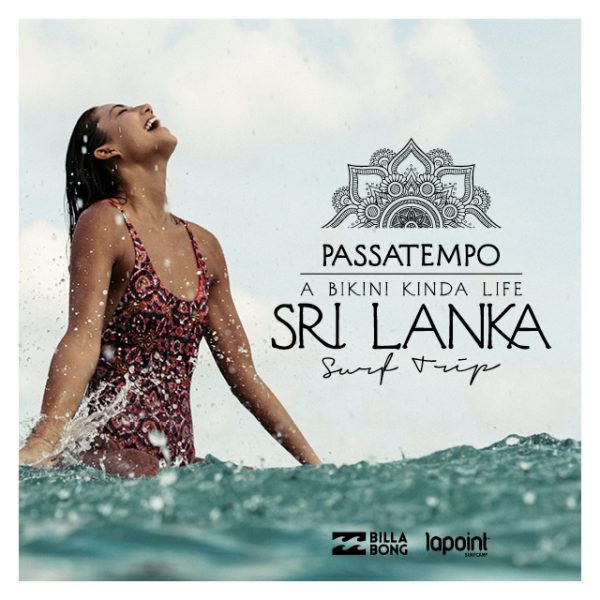 Passatempo Billabong A Bikini Kinda Life - ph. DR