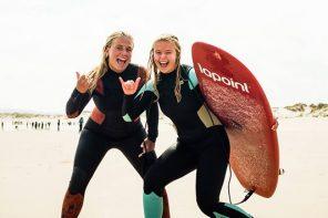 Lapoint entre as melhores escolas de surf mundiais