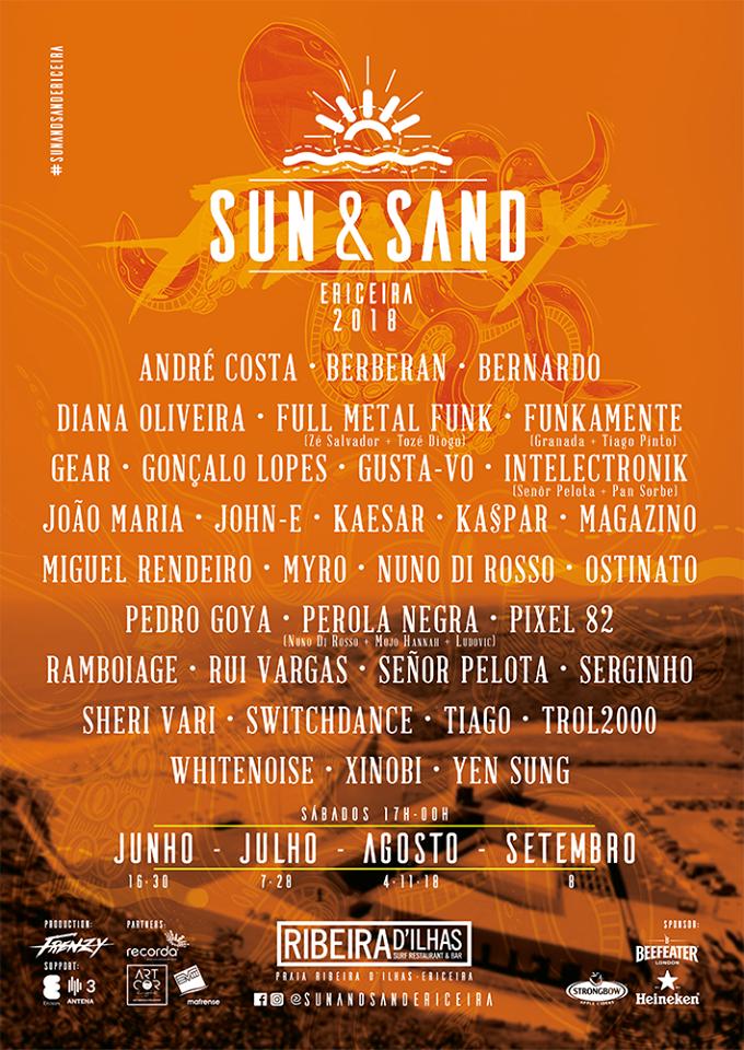Sun & Sand 2018