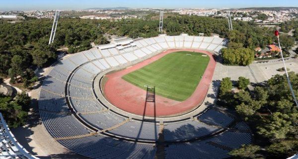 Estádio Nacional Jamor - ph. DR