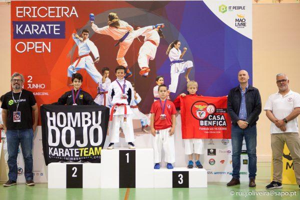 Ericeira Karate Open 2018 - ph. Rui Jorge Oliveira