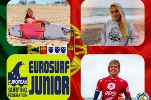 Atletas do Ericeira Surf Clube vão representar a Selecção Nacional no Eurosurf Junior