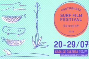 Portuguese Surf Film Festival sob o signo do sete