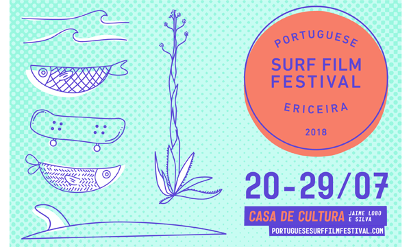 Portuguese Surf Film Festival 2018 - ph. DR