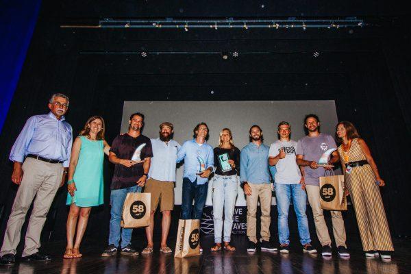 Vencedores Portuguese Surf Film Festival 2018 - ph. DR