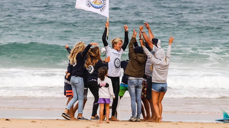Taça de Portugal de Surfing 2018 - ph. Pedro Broeiro