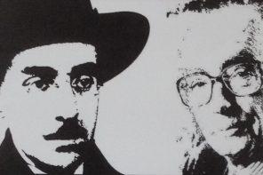 Diálogo entre Pessoa e Saramago na Ericeira
