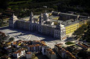Visitas ao Palácio Nacional de Mafra aumentam