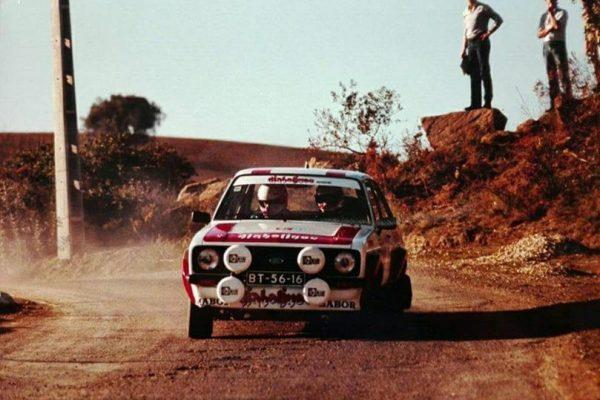 Rali Rallye das Camélias - ph. DR