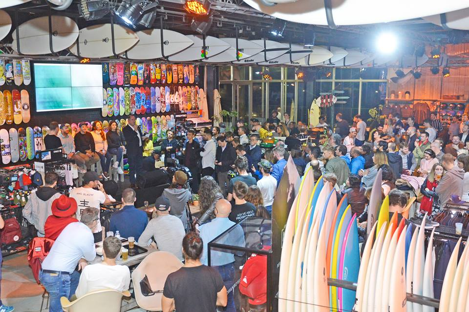 Businesses associated with wave sports are booming in Ericeira