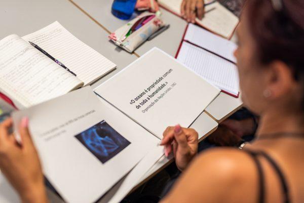 Educar para uma Geração Azul - ph. Pedro A. Pina