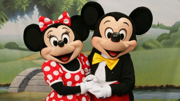 Mickey e Minnie Disney - ph. DR